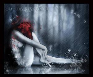 Dark waters... by moonchild-ljilja