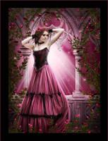 Garden of Fantasy... by moonchild-ljilja