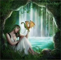 Secret Place... by moonchild-ljilja