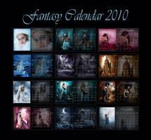 Calendar 2010.... by moonchild-ljilja
