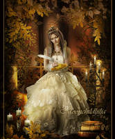 Autumn Beauty.. by moonchild-ljilja