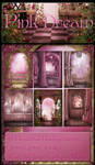 Pink Dream backgrounds new by moonchild-ljilja