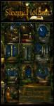Sleepy Hollow backgrounds by moonchild-ljilja