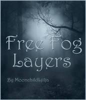 Fog layers by moonchild-ljilja