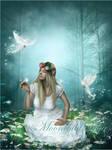 Wood Of Magic by moonchild-ljilja