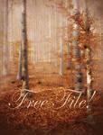 Autumn Wood free background by moonchild-ljilja