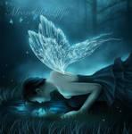 Lost Fairy by moonchild-ljilja