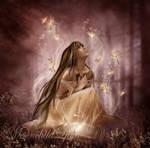 Magic dragonflies by moonchild-ljilja