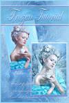 Frozen Look Tutorial by moonchild-ljilja