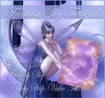 Fantasy Sky Tutorial by moonchild-ljilja