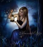 In the world of magic by moonchild-ljilja