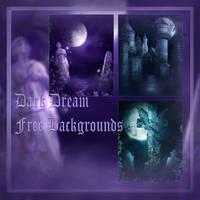 Dark Dream free backgrounds by moonchild-ljilja