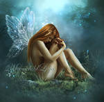 Wood Fairy by moonchild-ljilja