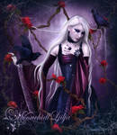 Dark Mystery by moonchild-ljilja