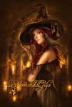 Halloween Magic by moonchild-ljilja