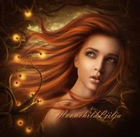 Hidden Dreams by moonchild-ljilja