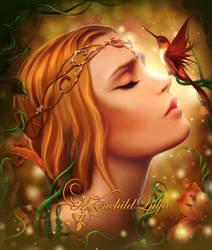 Princess by moonchild-ljilja