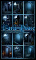 Dark Place 2 Backgrounds by moonchild-ljilja