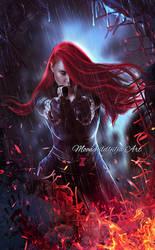 Bloody War by moonchild-ljilja