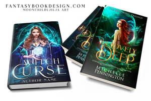 fantasybookdesign by moonchild-ljilja
