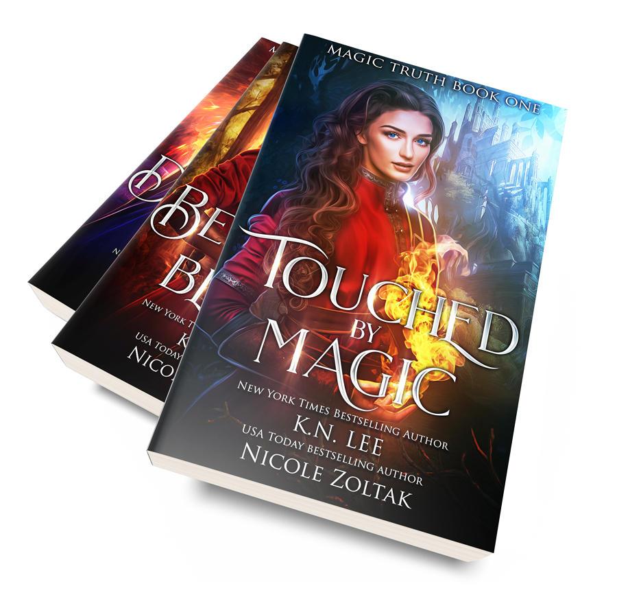 Touched by Magic by moonchild-ljilja