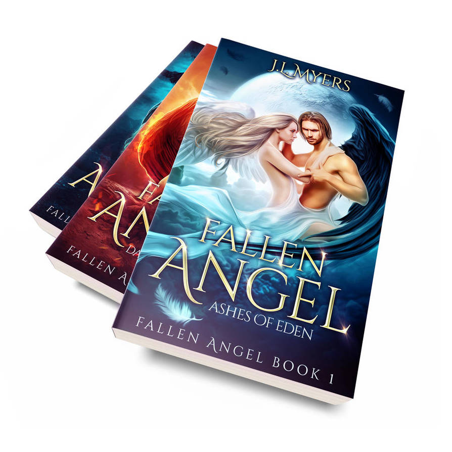 Fallen Angel by moonchild-ljilja