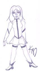 Ultimate Psylocke by tsubasa-holic