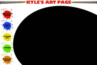 My Art Page for Multimedia by tsubasa-holic