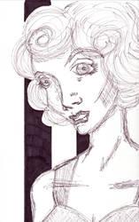 Crazy Lady by tsubasa-holic