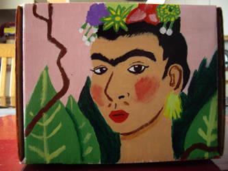 Frida Kahlo Box Side 5 by tsubasa-holic