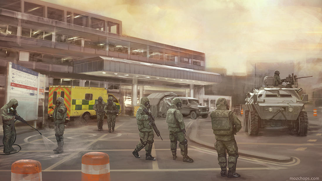 Martial Law by m0zch0ps