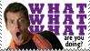 Sassy Gay Stamp by kalot3000