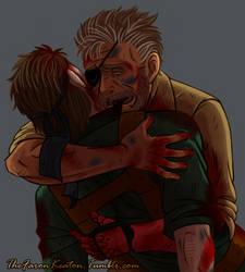 Metal Gear 2: Alternate Ending by xXTheTuneInTheWindXx