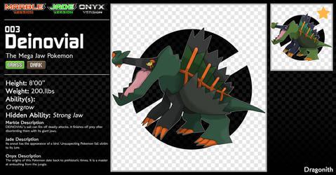 003-Deinovial by Dragonith