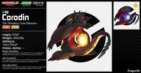 148-Corodin by Dragonith