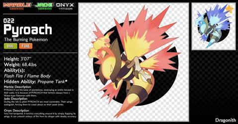 022-Pyroach by Dragonith