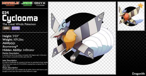 034-Cyclooma by Dragonith
