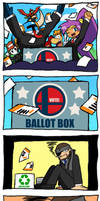 Smash Ballots - Third Party Characters by Dragonith