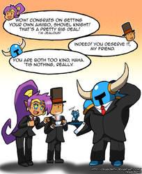 Smash Ballots - Third Party Characters II by Dragonith