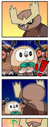 Pokemon - Owls by Dragonith