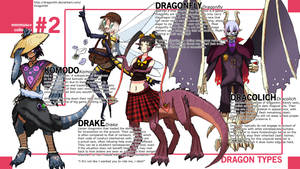 Monster Musume+: Dragon Species by Dragonith