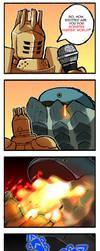 MH: W - A Lava Boi by Dragonith