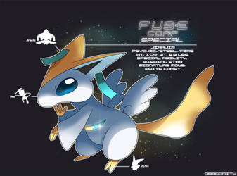F.U.S.E Corp Special: Jiravim by Dragonith