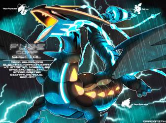 F.U.S.E Corp Special: Mega Zekraydos by Dragonith