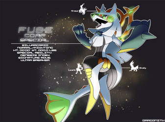 F.U.S.E Corp Special: Silvarcario by Dragonith