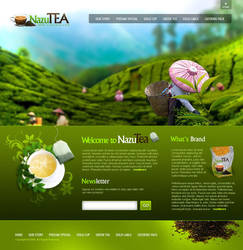 Nazu Tea by muddassir