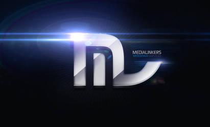 MediaLinkers Logo Wallpaper 2 by muddassir