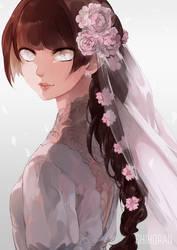 Bride by shihoran