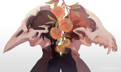Marigold by shihoran