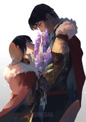 Lavender by shihoran